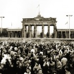 Berliner Mauerfall 1989