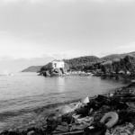 Küste bei Skala Sikamineas - Lesbos